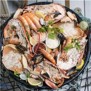 The 'Newlyn' - Fish Platter - For Four