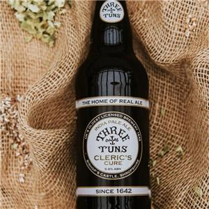Three Tuns Brewery Cleric's Cure (500ml)