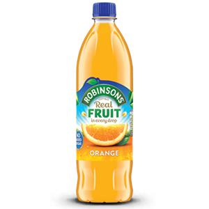 Robinsons No Added Sugar Orange Squash (1L)