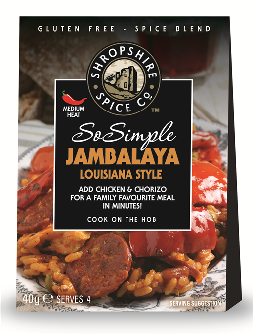 SO Simple - Jambalaya