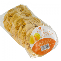 Frank's Apricot Oaties - pack of 6 (300g)
