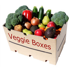 Fresh Fruit, Veg & Salad Box - Large
