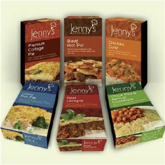 Jenny's Catering Complete Meals - Small