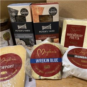 Hamper - The Moyden's Big Cheese