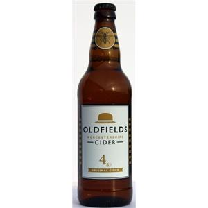 Oldfields Original Cider (500ml)