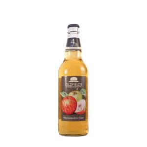 Oldfields Medium Dry Cider (500ml)