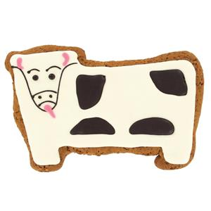 Image on Food Deluxe Gingerbread Cow (60g)