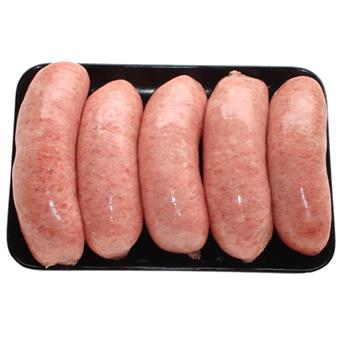 Plain Pork Sausages