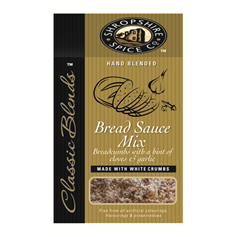 Shropshire Spice Gourmet Bread Sauce Mix (140g)