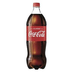 Coca Cola bottle (1.5L)