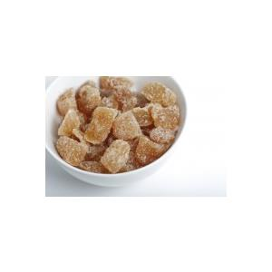 Ludlow Nut Co Crystallised Ginger (250g)